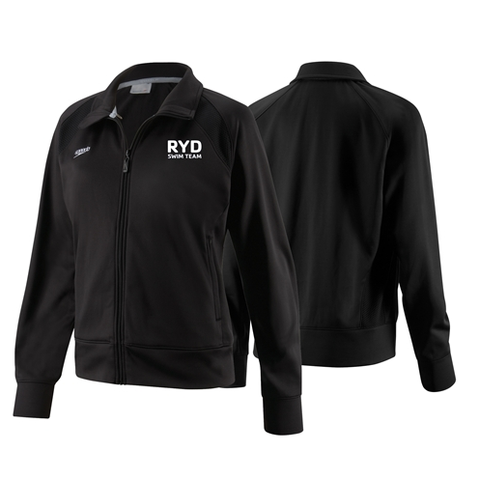 RYD Adult Warm Up Jacket with Logo