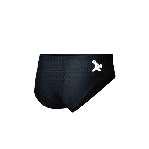 Shaker HS Male TYR Hexa Brief with Logo