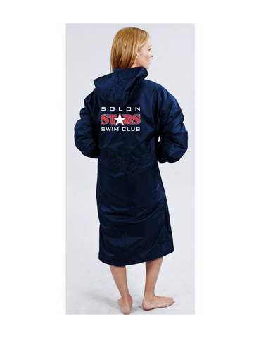 Solon Stars Speedo Parka with logo and single name