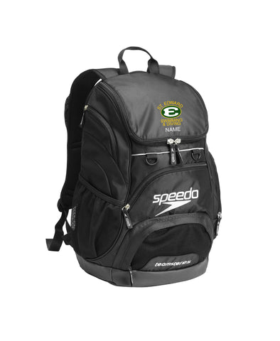 St Edward Backpack w/Last Name