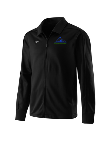 Swim United Male/Female Warmup Jacket w/ Team Logo