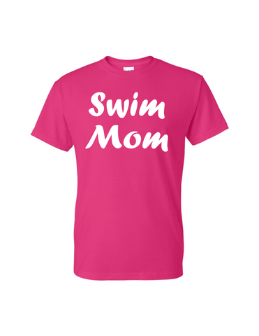 Swim Mom T-Shirt