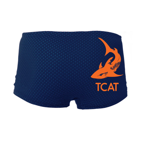 TCAT MALE DRAG SUIT WITH LOGO