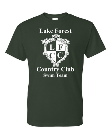 Lake Forest Country Club T-Shirt w/NAME