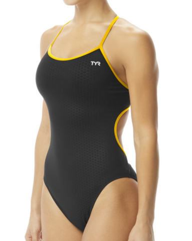 Vacationland Female Team Suit - Trinityfit