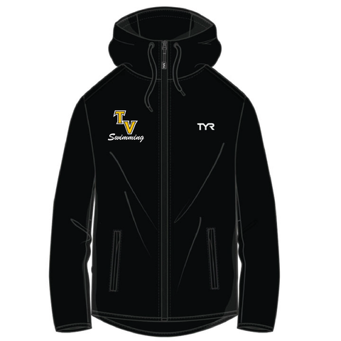 Tri-Valley HS Warmup Jacket