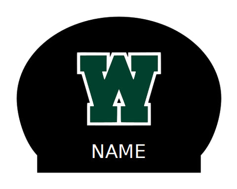 Westlake HS Silicone Cap w/Logo & Name $29.90 for two caps