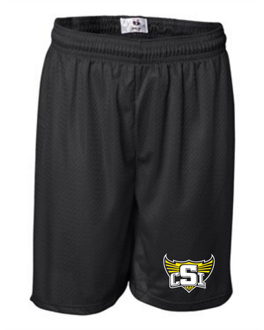 CSI Male Mesh Shorts