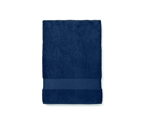 Cleveland Yacht Navy Towel with Orca and First and Last Name