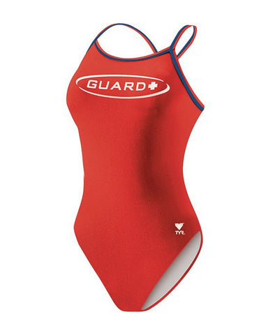TYR Guard Durafast DiamondFit Female Suit