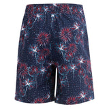 Dolfin Little Uglies Toddler Boys Firework Swim Trunk