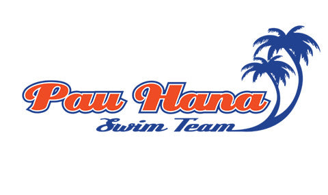 Pau Hana Suit Logo (Optional)