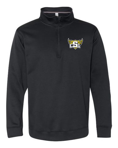 CSI Quarter Zip Pullover