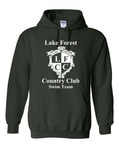 Lake Forest Country Club Sweatshirt w/NAME