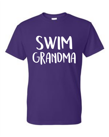 Swim Grandma T-Shirt