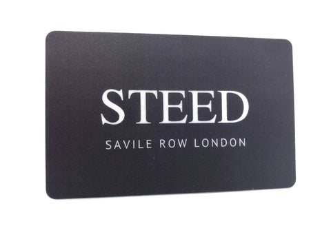 Steed Bespoke Tailors Gift Cards