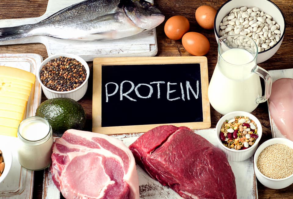 Meat, Poultry & Fish - Picking Healthy Proteins