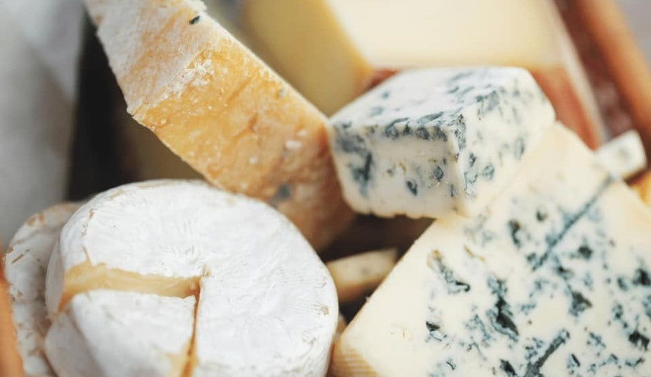 Pregnant Women & Immunocompromised People Should Avoid Soft Cheeses!