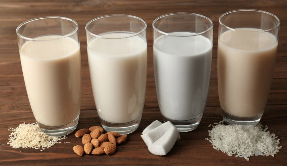 Plant-Based Milk Substitutes- Be Aware Most Are Not Equivalent to Milk