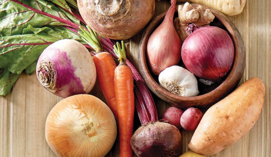 The Top 5 Root Vegetables You Should Be Eating