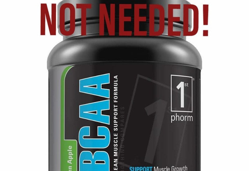Do You Need Branched Chain Amino Acid (BCAA) Supplements?