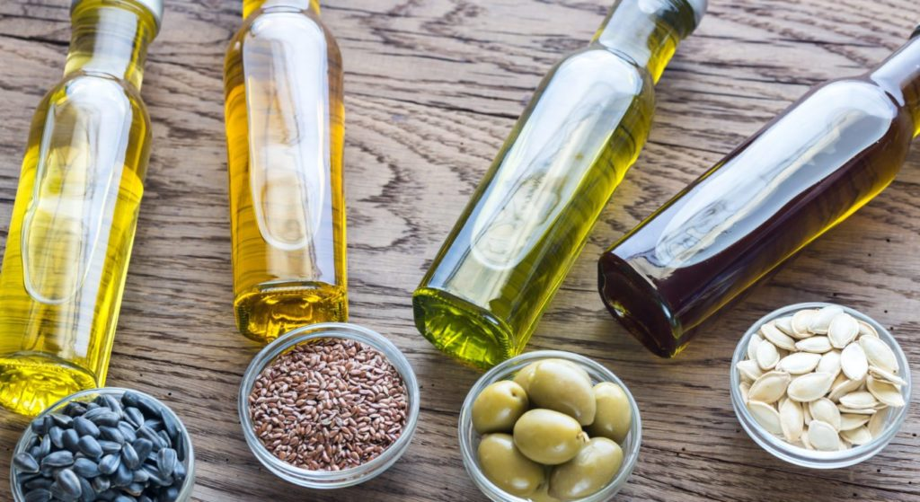 Choosing Oils For Cooking: A Host Of Heart-Healthy Choices