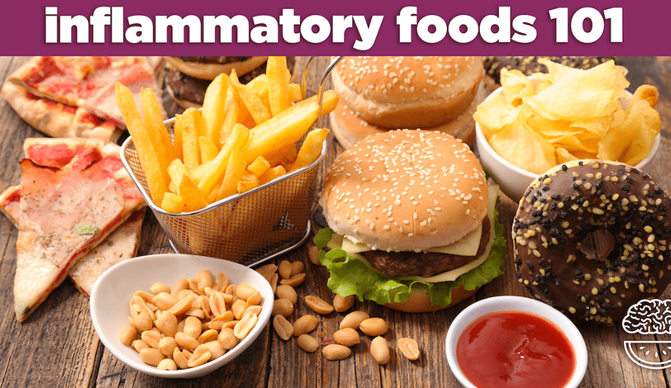 Avoid These Foods That Cause Inflammation