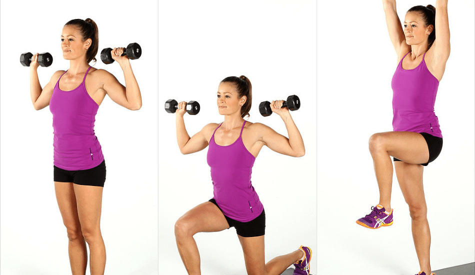 The Beginner Body-weight Workout: Try This 20 Minute Routine At Home Or Anywhere!!!