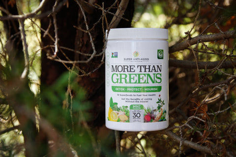 What Are Greens Supplements?