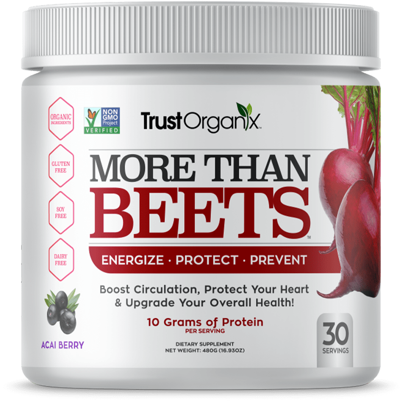 More Than Beets Best Beetroot Powder with Collagen
