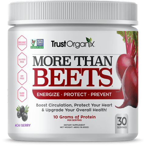 More Than Beets