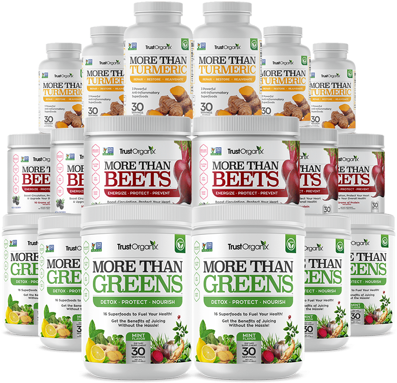 Elite Health Combo Package 180 Day Supply