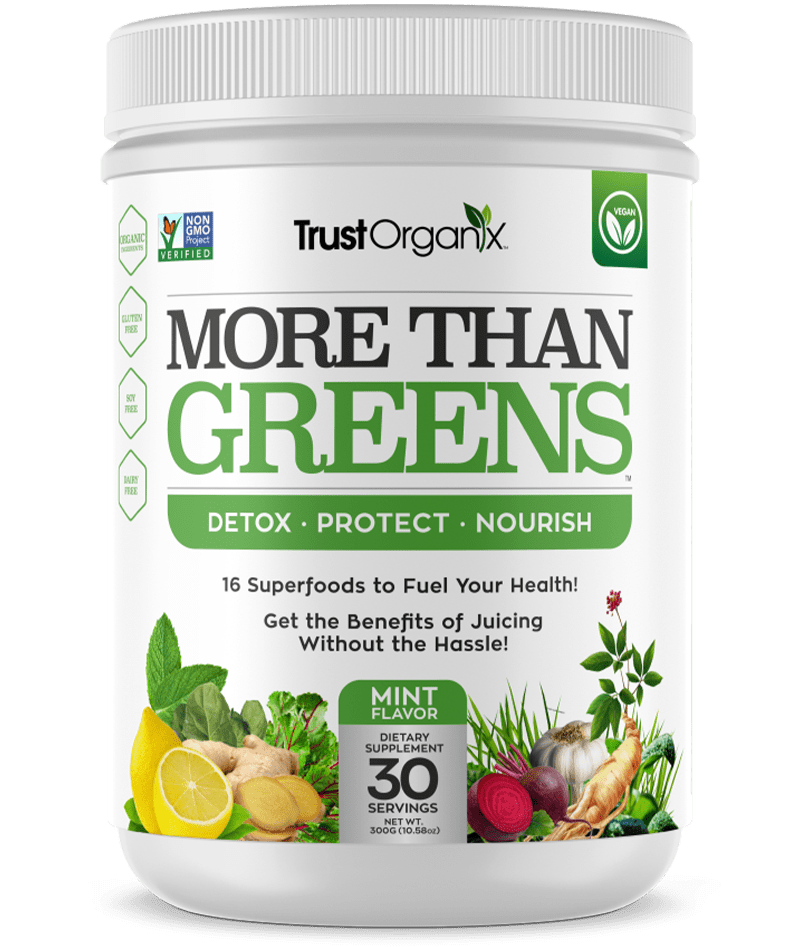 More Than Greens Green Juice Super food