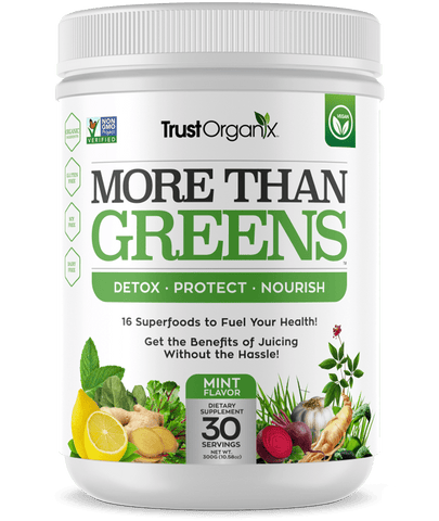 Special More Than Greens Offer 1 Bottle