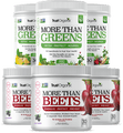 More Than Beets & More Than Greens 90 Day Supply