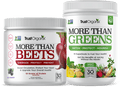More Than Beets More Than Greens Green Juice
