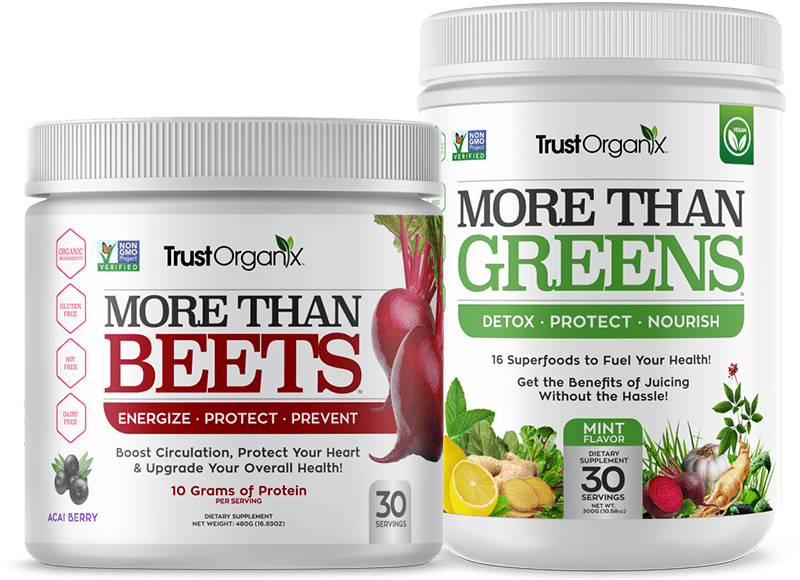 More Than Beets & More Than Greens Bundle