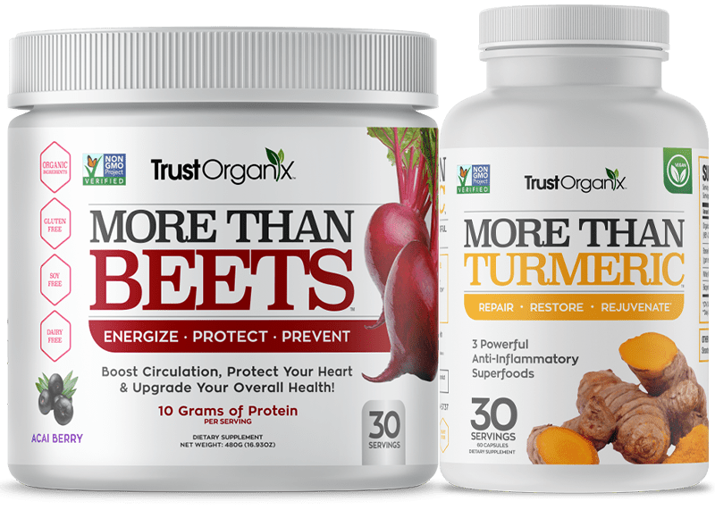 More Than Beets & More Than Turmeric Bundle