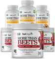 More Than Beets & More Than Turmeric 90 Day Supply