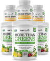 More Than Greens & More Than Turmeric 90 Day Supply