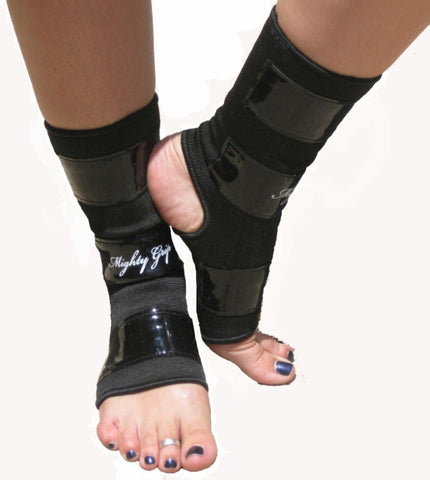 Mighty Grip Ankle Protectors for Bare Feet or High Heels
