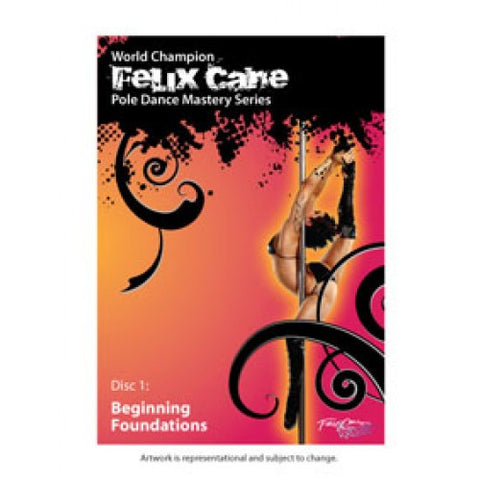 Felix Cane Pole Mastery Instructional DVD