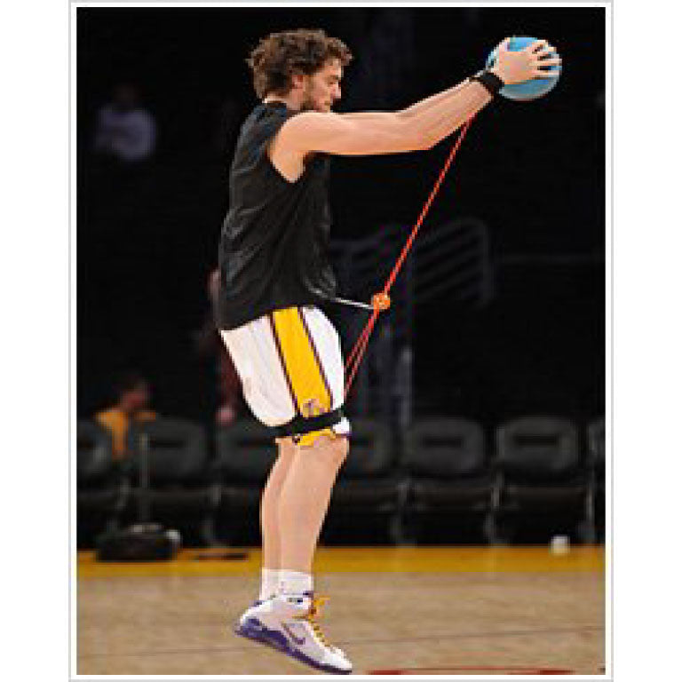 Pau Gasol using the Core X System Total Body Workout
