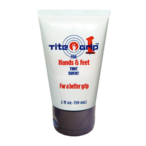 Tite Grip 1 or 2 Antiperspirant Lotion for Hands and Body