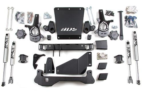 "BDS 4.5"" Suspension Lift Kit"
