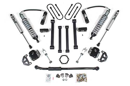 "BDS 3"" Performance Coilover System - Dodge 3/4 & 1 Ton 4WD"