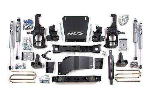 "BDS 6.5"" Suspension Lift Kit"