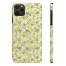 Load image into Gallery viewer, Indian Flower Design Hard Plastic iPhone Case