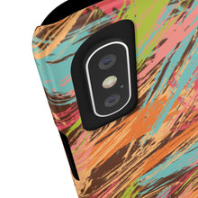 Load image into Gallery viewer, Kids First Painting Hard Plastic iPhone Case