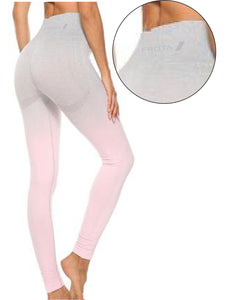 Legging | shading pink+gray